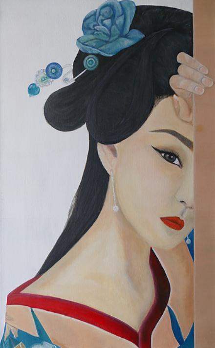 Serie Geisha